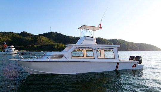 Passenger Boat Rental In Puerto López