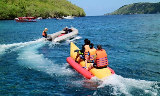 Enjoy Tubing In Kuta, Bali