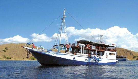 Charter 84' Mv Tarata Schooner In Denpasar Selatan, Indonesia