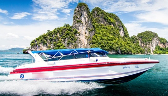 Charter A Motor Yacht In Ao Nang, Thailand