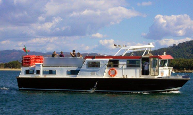 Passenger Boat Rental in Viana do Castelo