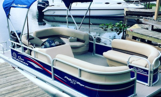 Pontoon For Rent In Windermere