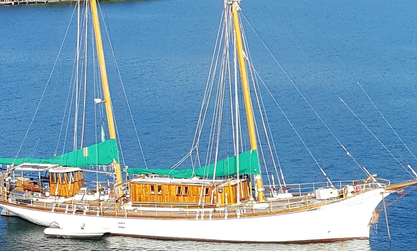 Tall Ship for rent in Angra dos Reis