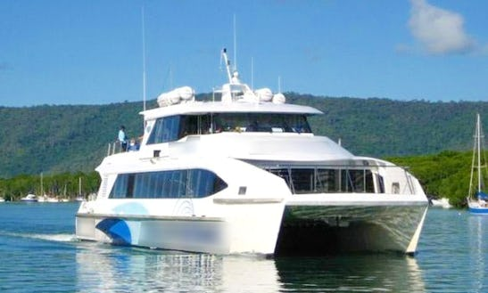 Reef Diving Cruise In Port Douglas