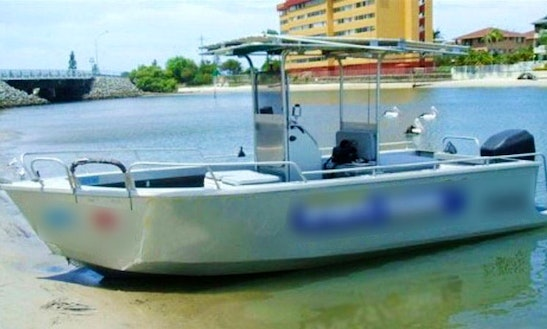 Guided Fishing Trips In Southport