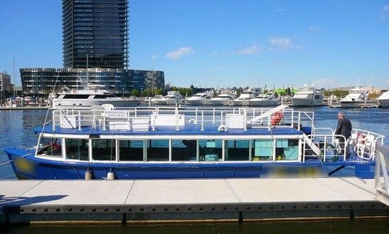 Party Boat Cruises On 65' In Docklands, Victoria
