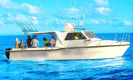 Enjoy Fishing At Rainbow Beach, Queensland With Captain Mat