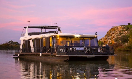 Charter A Houseboat In Adelaide, South Australia