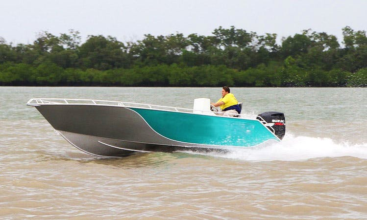 River and Reef Fishing Charter in Wagaman