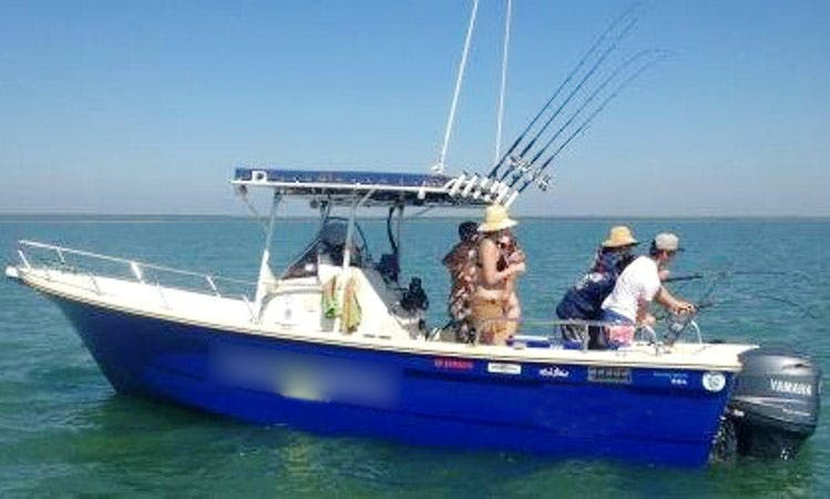 Fishing Tour in Dundee Beach - includes lunch and drinks!