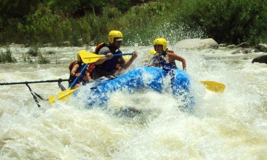 Rafting Tours In Lunahuaná