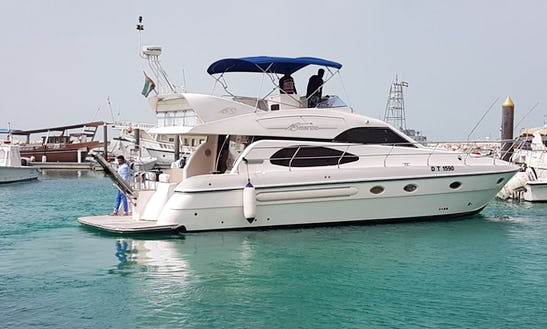 50ft Yacht Dubai Cruising