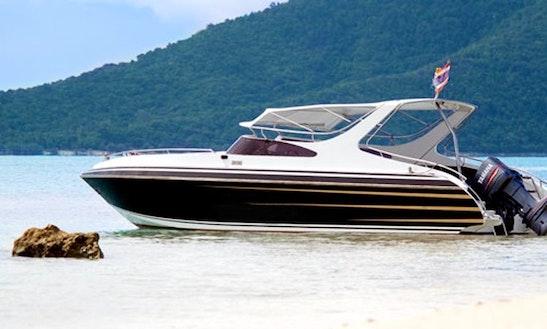 Charter 30' Motor Yacht In Ko Samui, Thailand