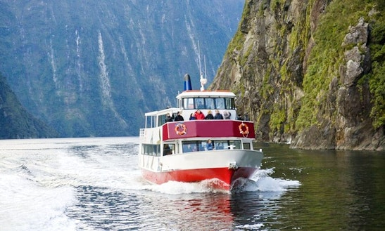 Milford Sound Day Tour In Te Anau