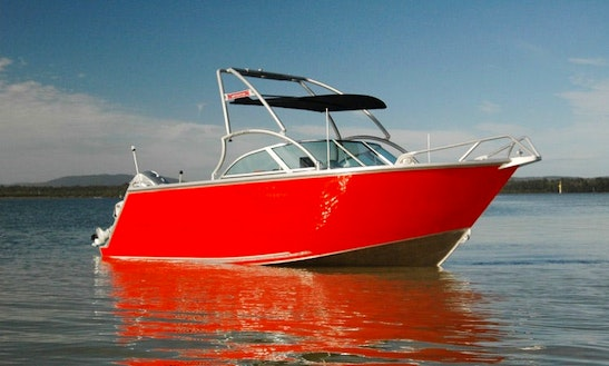Boab Boat Hire In Jervis Bay/ Shoalhaven