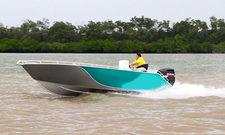 Sport Fisherman Rental in Darwin