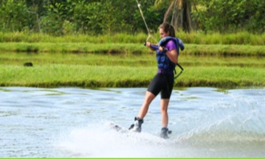 Wakeboarding In Brotas