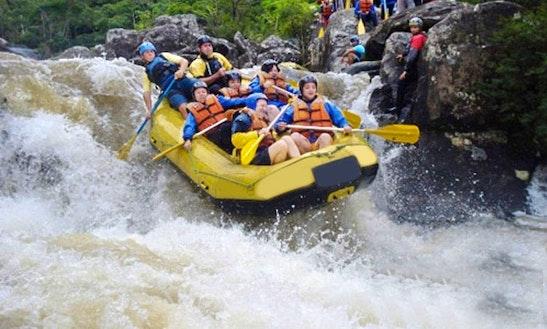 Rafting In São Luís Do Paraitinga