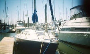 O'Day Daysailer Charter From Seabrook