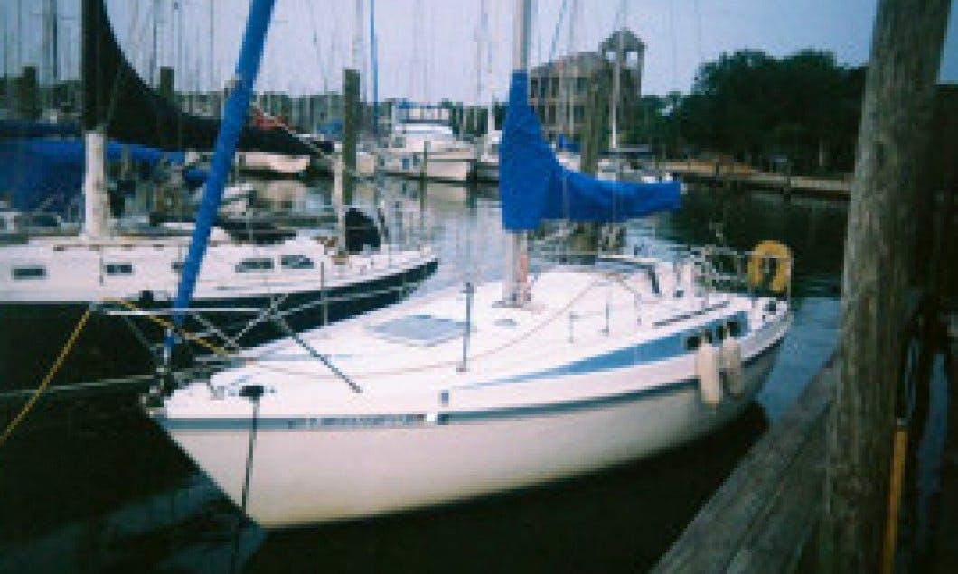 24' Cal Longshot Boat Charter