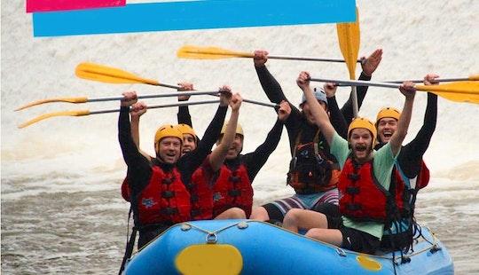 Rafting In Três Coroas
