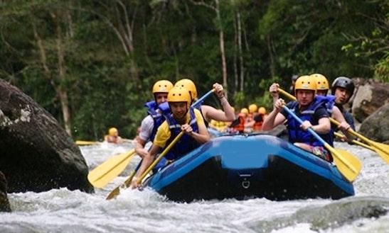 Whitewater Rafting Tour In Rio De Janeiro