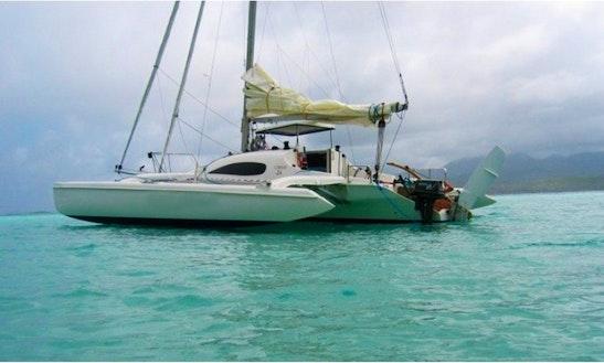 Corsair 24 Trimaran