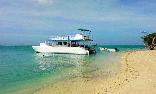 'splash Sports' Power Catamaran Trips In Trinidad & Tobago