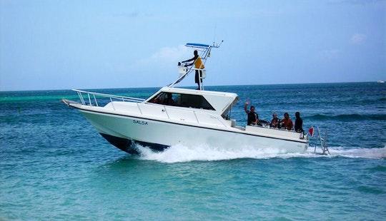 Dive Trip To Isle De Rhonde, Grenadines