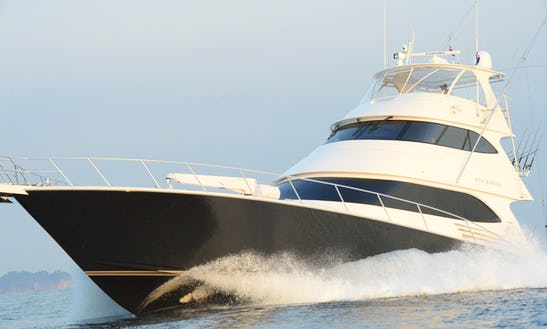 Charter The  82ft