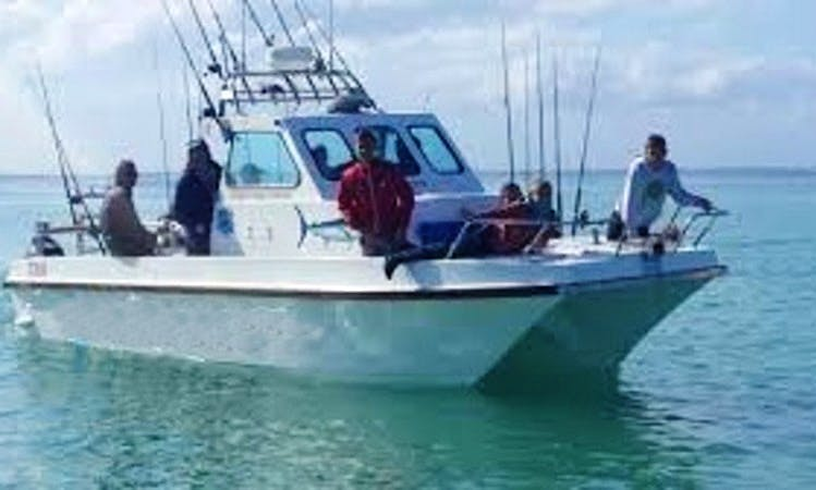 """Awesome"" Fishing Charter in Margate, South Africa"