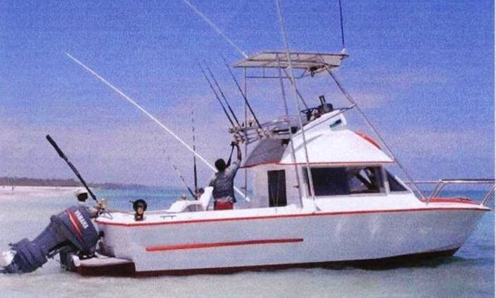 Exciting Fishing Charter in Pangani, Tanzania