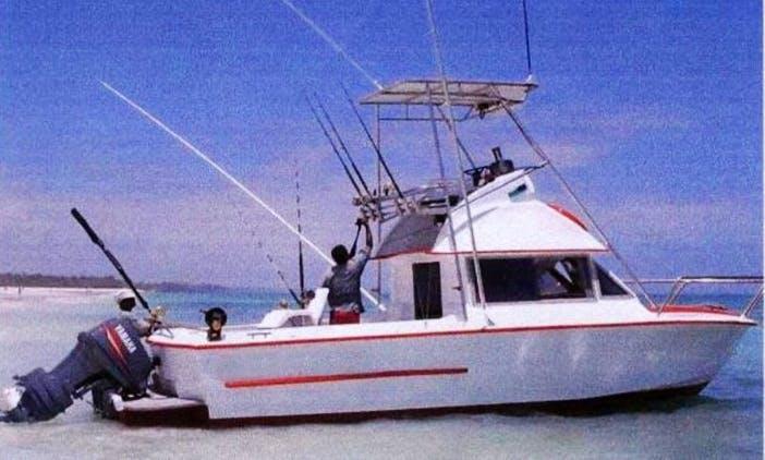 Exciting Fishing Charter in Pangani, Tanzania