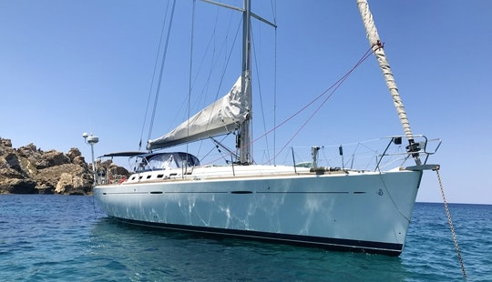 Charter 47' Beneteau First Cruising Monohull In Ta' Xbiex, Malta