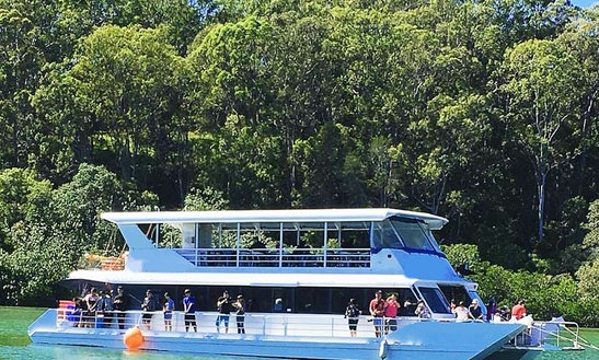 Mv. Captain Bills Explorer Passenger Boat Rental In Tweed Heads, Australia