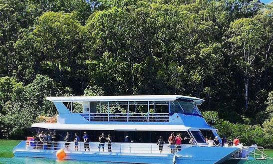 Mv. Captain Bills Explorer Passenger Boat Rental In Tweed Heads, Australia