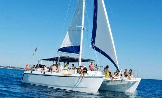 Charter 40' Cruising Catamaran In Grand Baie, Mauritius