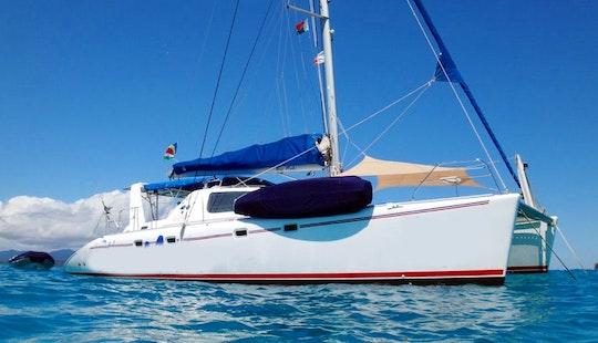 Charter 47' Cruising Catamaran In Antsiranana Province, Madagascar