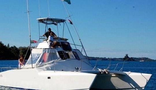 2006 Joz Joz - Power Catamaran Rental In Hell-ville, Madagascar