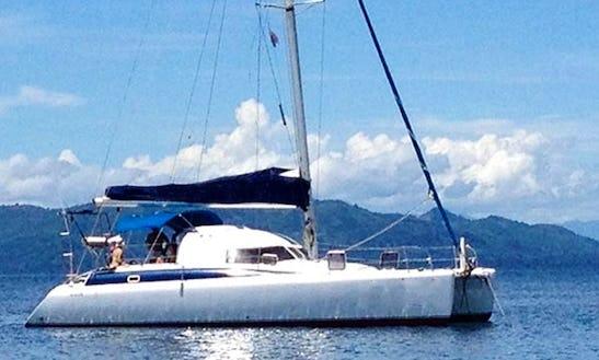 36' Live-a-board Catamaran Yacht In Madagascar