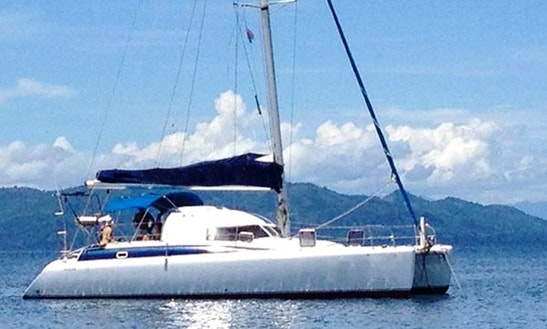 36' Live-a-board Catamaran Yacht In Madagascar