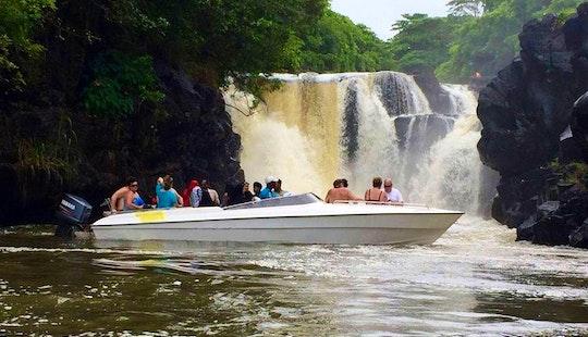 Group Speedboat Cruise To Ile Aux Cerfs, Mauritius