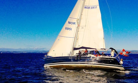 Rent A Jeanneau Sun Odyssey Ds 49 Sailboat In Oslo, Norway