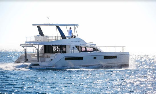 Charter 43' Power Catamaran In Phuket, Thailand