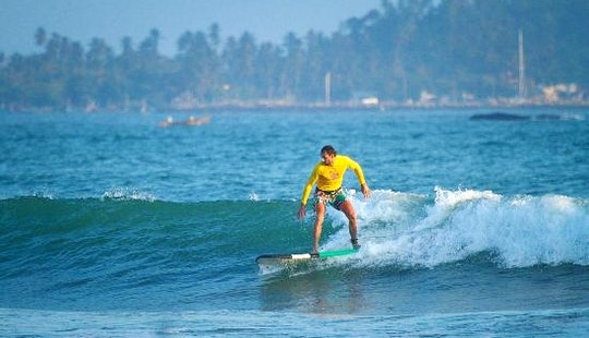 Enjoy Surf Lessons And Trips In Unawatuna, Sri Lanka