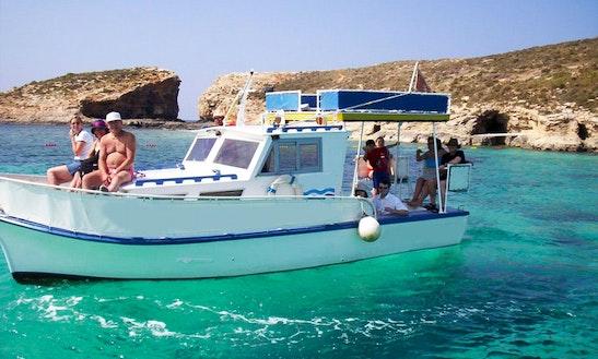 Charter A Cuddy Cabin In Mgar, Malta