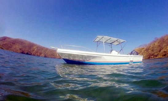 Adventure Boat Snorkeling Trips In Tamarindo
