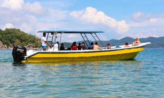 Boat Trip To Punta Mona In Manzanillo, Costa Rica