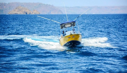 Playas Del Coco, Costa Rica | Private Charters For Sport Fishing And Beach Hopping