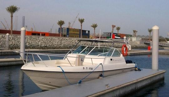 Charter 31' Gulf Craft Bowrider In Dubai, United Arab Emirates